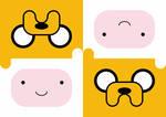 Adventure Time FinnJake