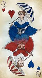 Queen of Heart by Pinutte
