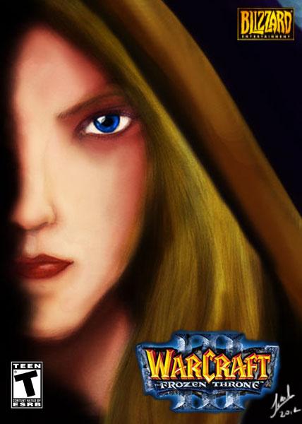 Warcraft III - Jaina Cover by Tsu-gambler