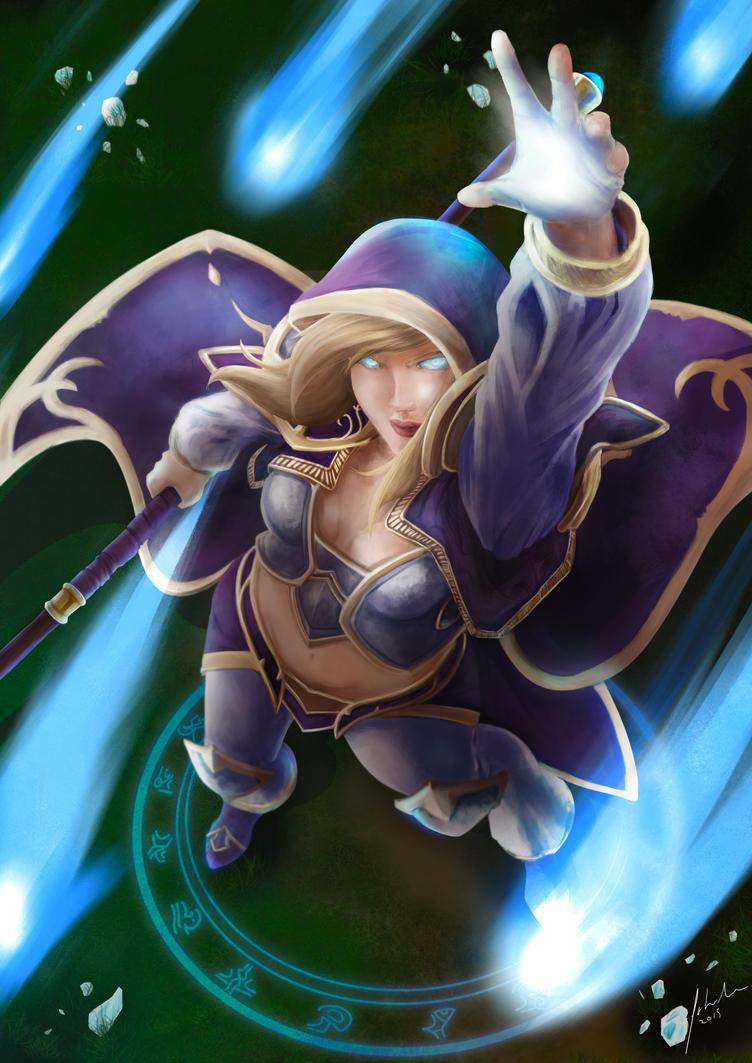 Blizzard! by Tsu-gambler