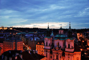 Praga's nights