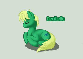 Decibelle by ReducedOspreyStudio