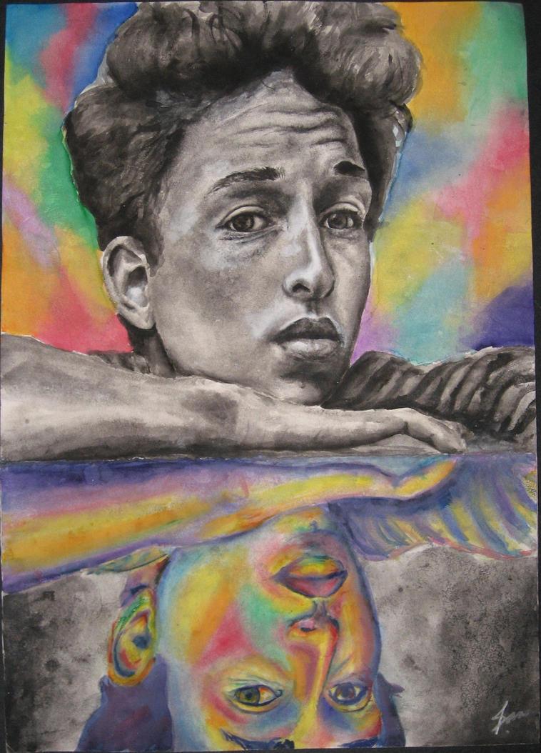 Bob Dylan by SamanthaPayntr