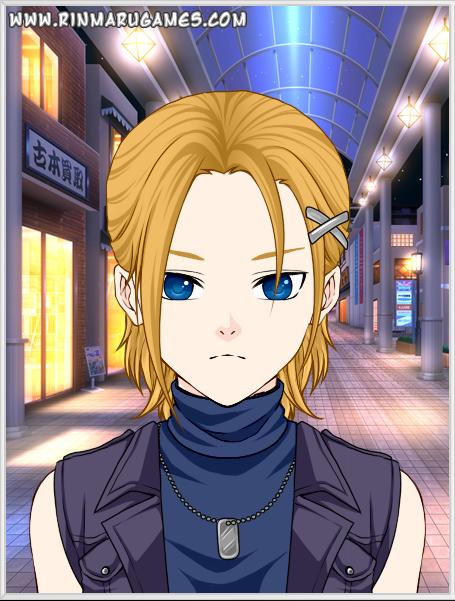 Kira 'Light' Strife Kingdom Hearts\FinalFantasy oc by soniclover1442