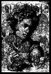 InfestedPortrait of a lady by IIAAProject