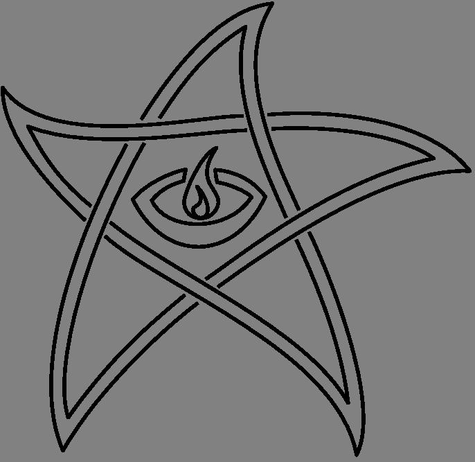 克苏鲁符号学素材图片