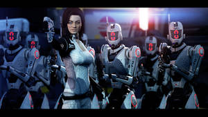 Mass Effect 3: You're surrounded