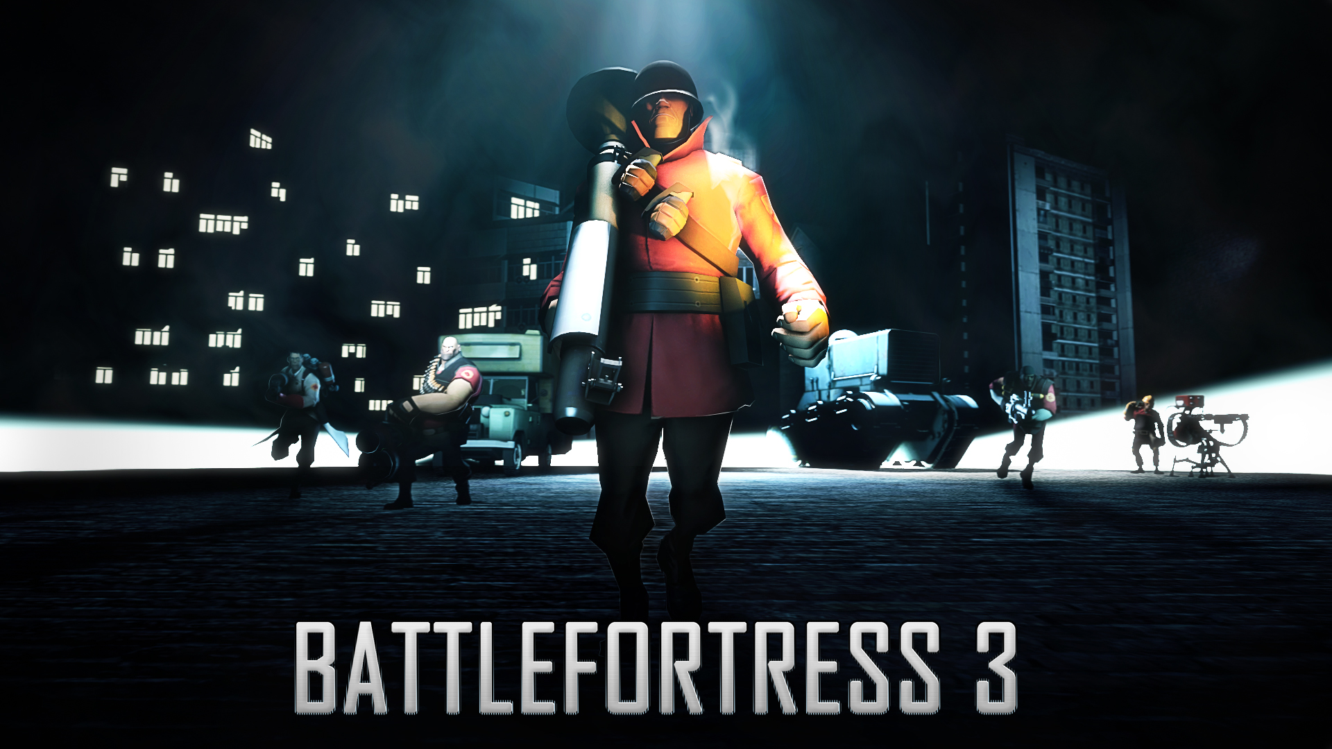BattleFortress 3 by DP-films
