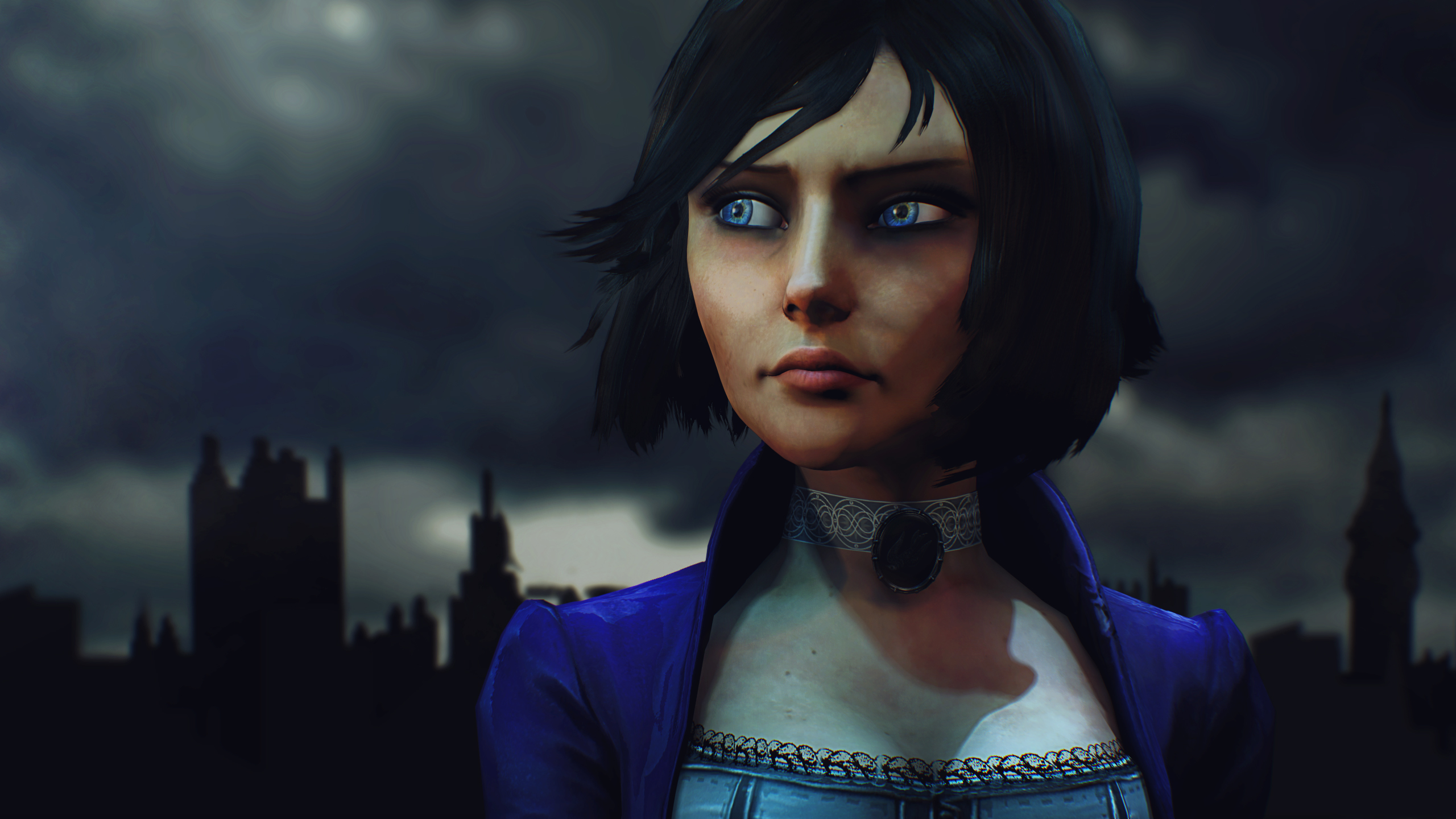 Bioshock infinite elizabeth by dp films on deviantart bioshock infinite elizabeth by dp films voltagebd Image collections