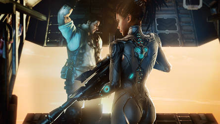 Starcraft 2: Best Companions wide by DP-films