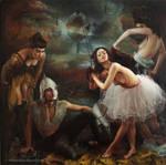 Dream by alexandramanukyan