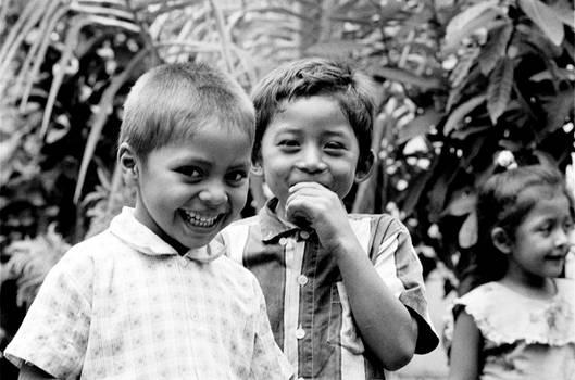 cheeky kids