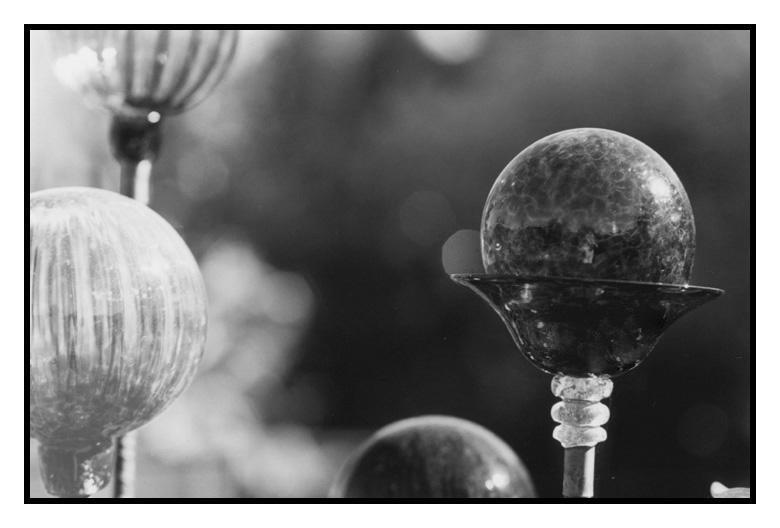 Globes on Sticks by malchikwik