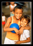Danielito and Eduardo - Colour