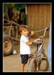 Eduardo and Bike