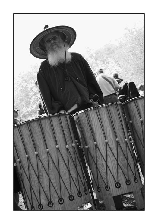 Chillin' Drummer