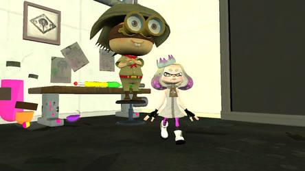 Pearl and Sheldon