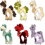 Macaron pony adopts OTA [CLOSED]