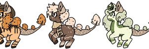 chub triple scoop adopts [CLOSED] by togekissuadopts
