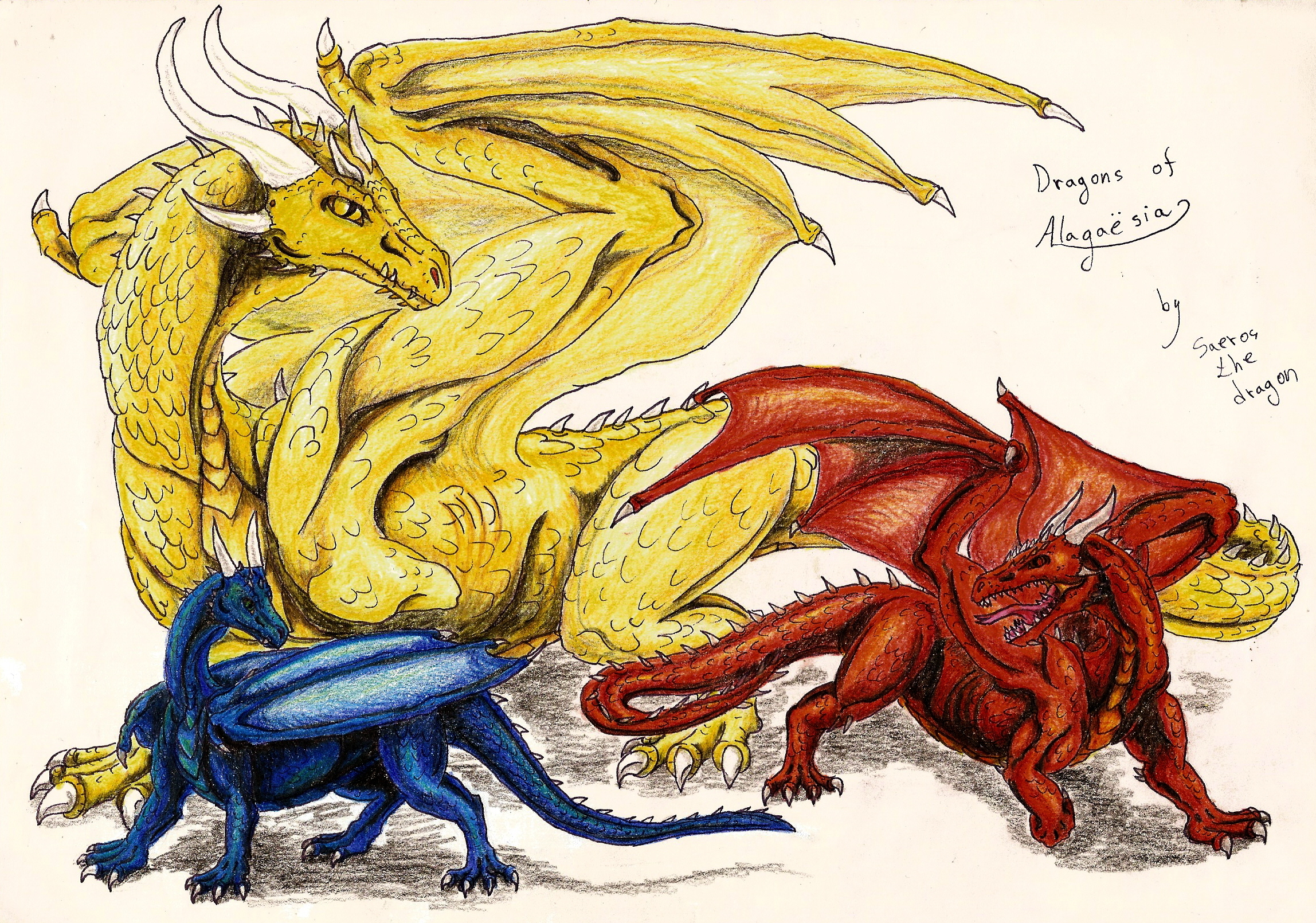 eragon all dragons - photo #3