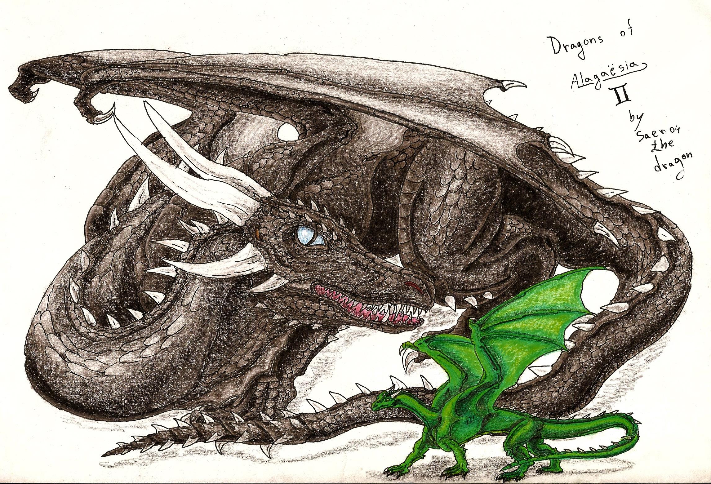 Dragons of Alagaesia II by Saeros2006 - 2956.9KB