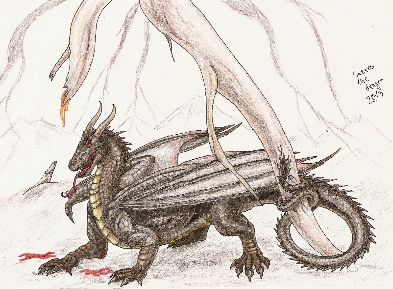 nidhogg dragon norse - 1043×766