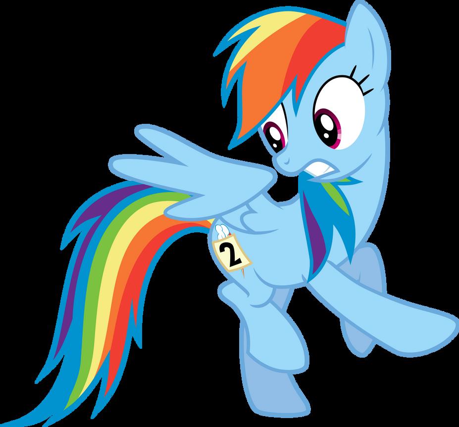 mane 6 series rainbow dash sonic rainboom by