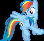 Mane 6 Series - Rainbow Dash - Sonic Rainboom