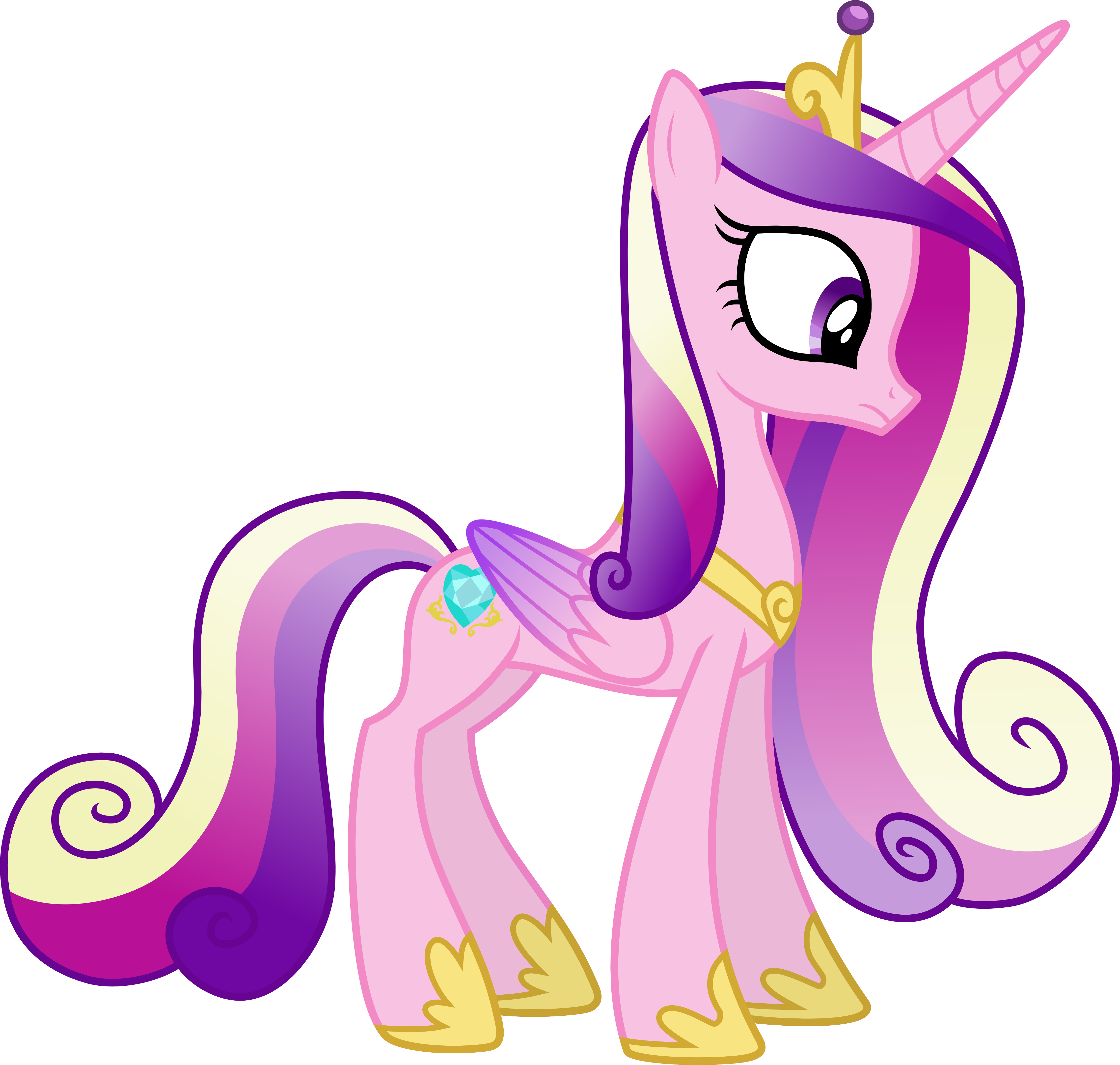 List Of Synonyms And Antonyms Of The Word: Princess Cadence