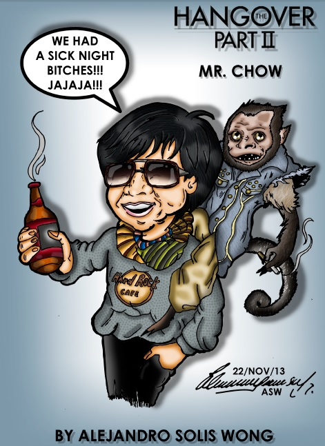 leslie chow wallpaper