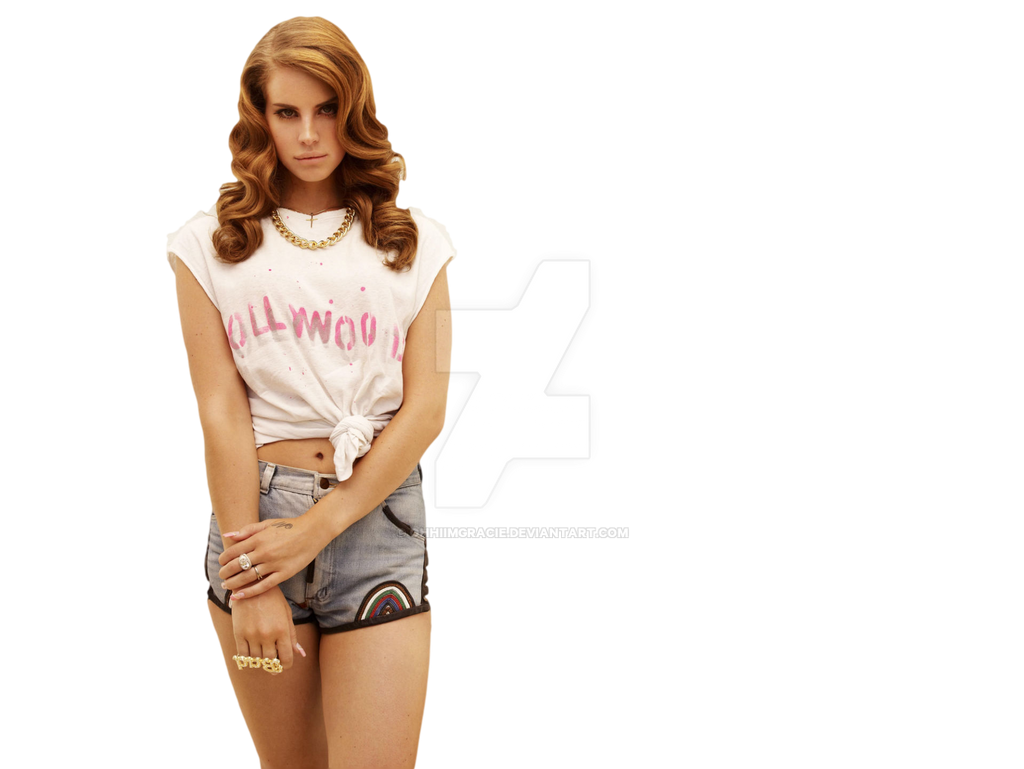 Lana Del Rey PNG/Transparent by ohhiimgracie on DeviantArt