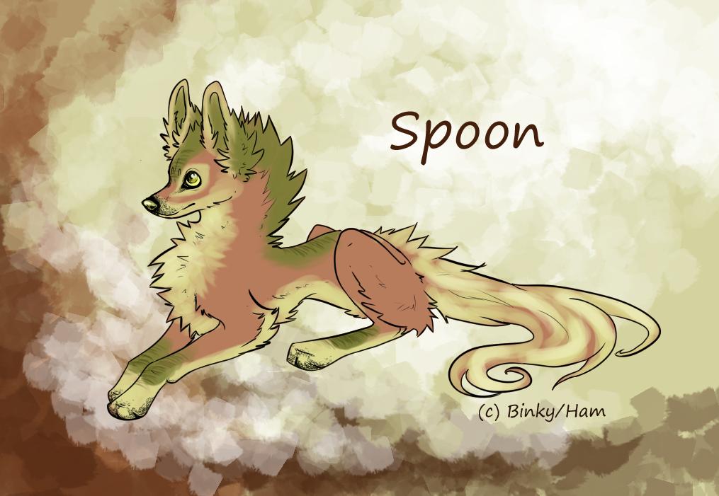 Spoon by Nuuka