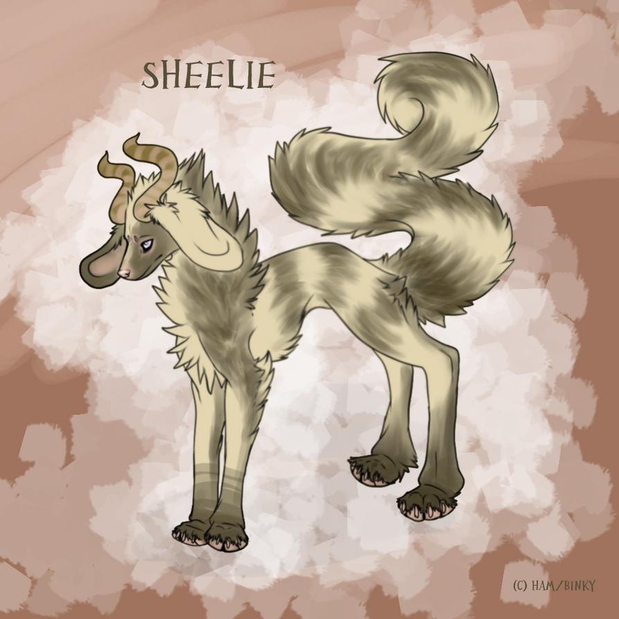 Sheelie by Nuuka