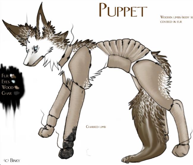 Puppet by Nuuka