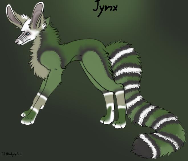 Jynx by Nuuka