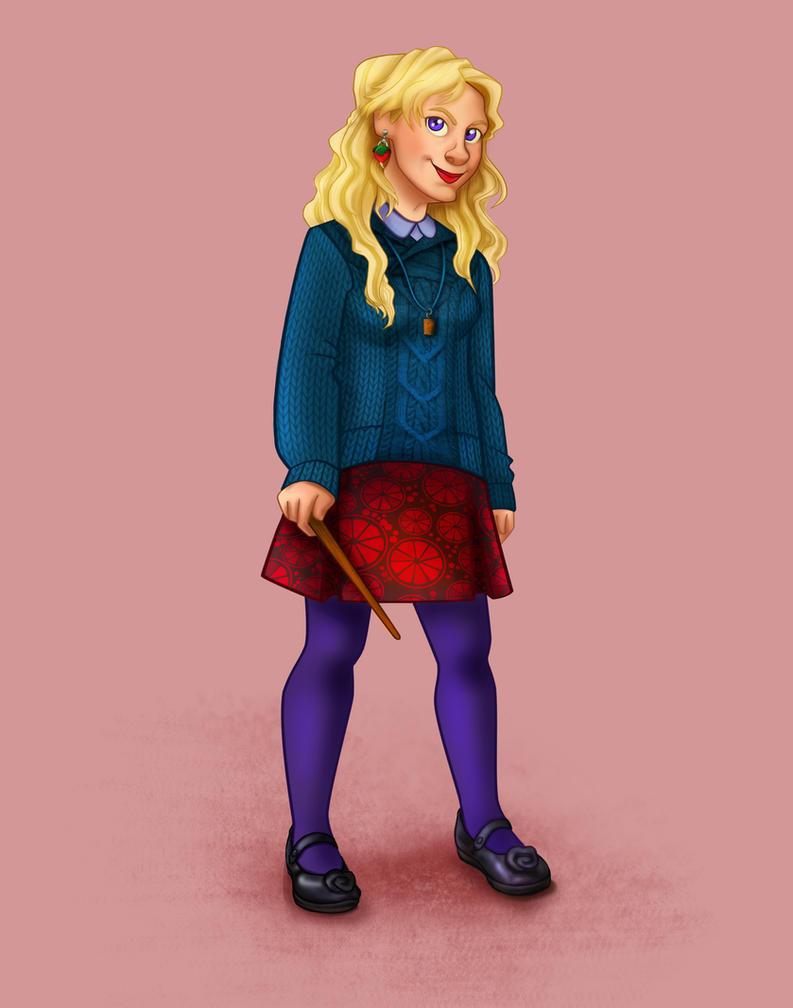 Character Design Challenge Harry Potter : Charlottemanserhart deviantart