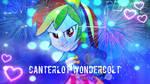 Rainbow Dash EG Wallpaper 2