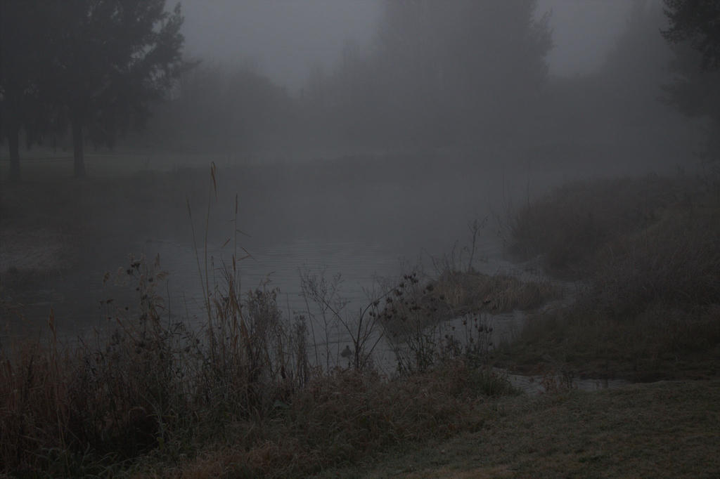 The dark river I by Dead-Eyed-Deviant