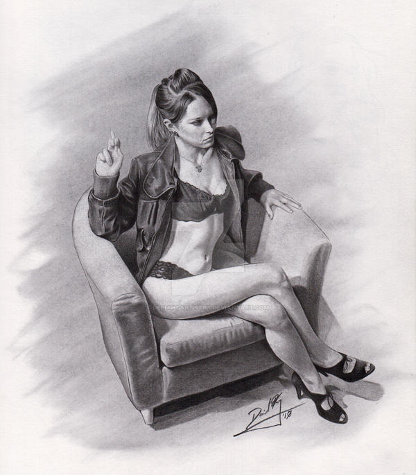 Nicole 01 by DefiantArtistry