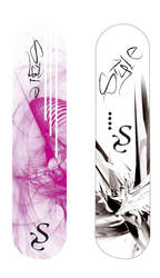 tavole snowboard by Chiara89