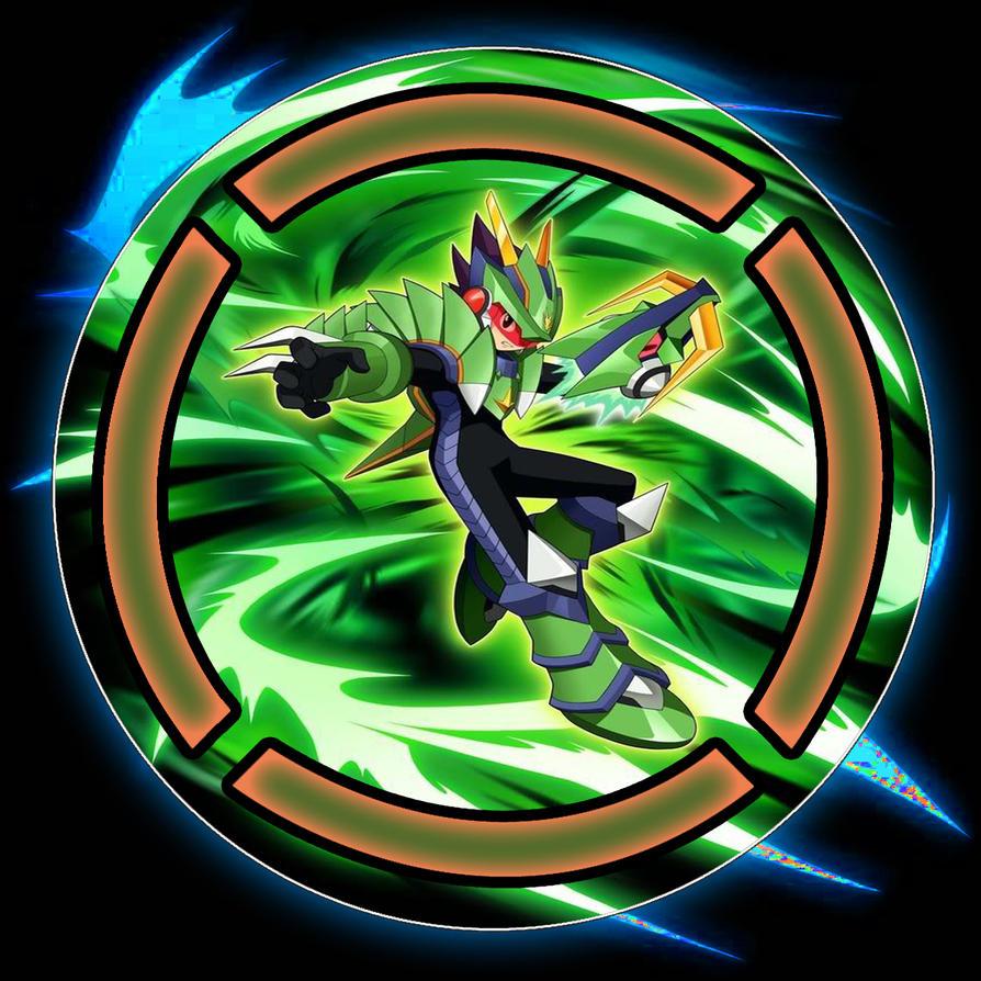 Megaman Starforce Wind Dragon Mode AH avatar by SwedishX25 ...