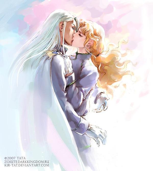 Kiss by kir-tat