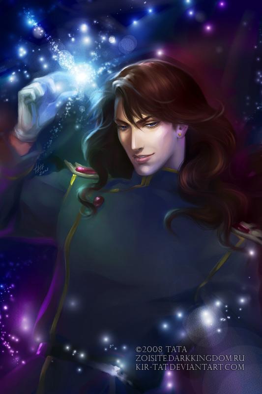 Nephrite:Starshine By Kir-tat On DeviantArt