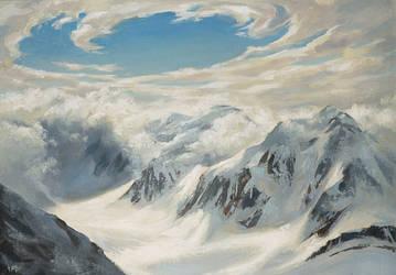 Altai Mountains by kir-tat