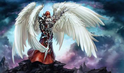 Archangel by kir-tat