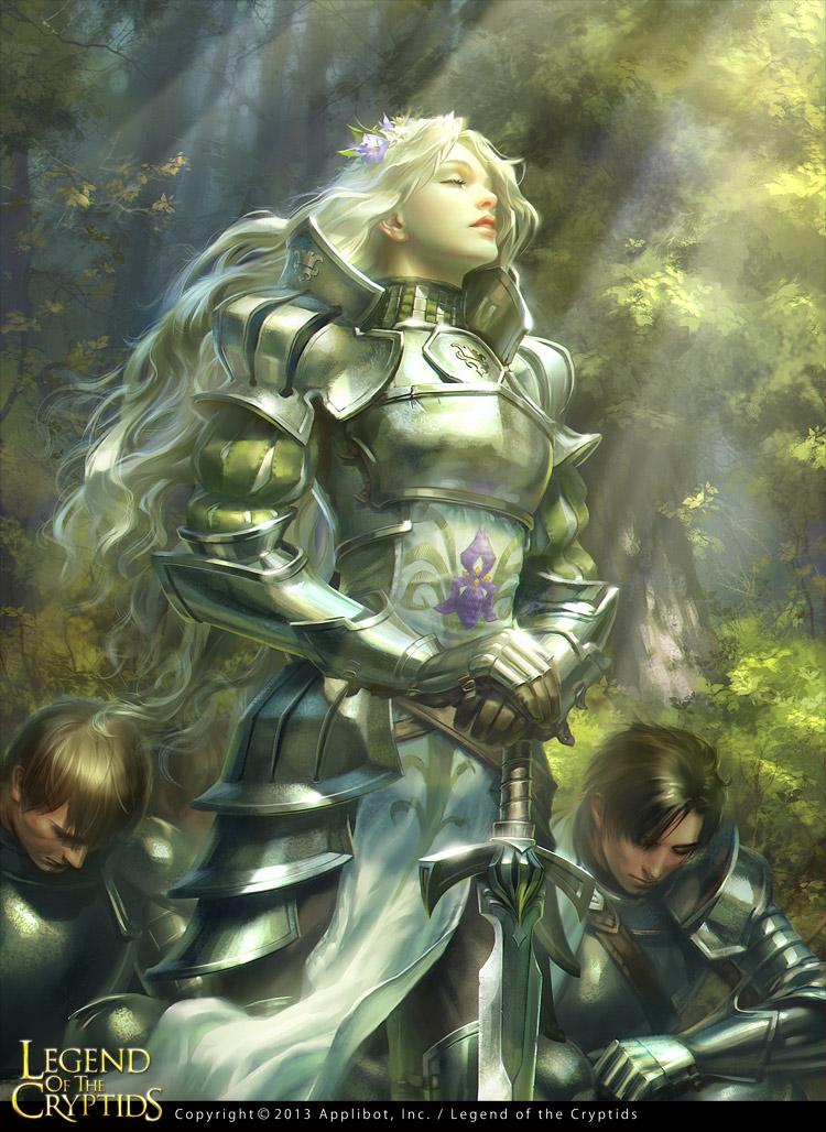 warrior of nature