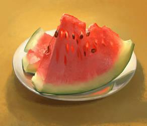 Watermelon by kir-tat
