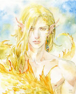 goldendragon by kir-tat