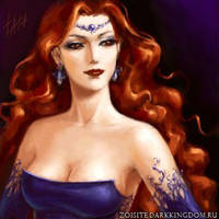 Queen Beryl-sama by kir-tat