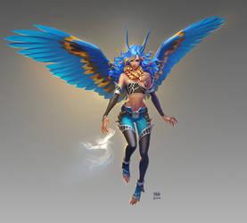 bluebird by kir-tat